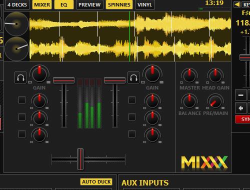 Mixxx